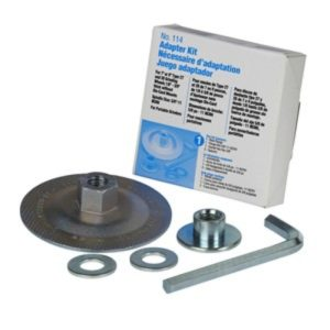 Adapter Kits for Type 27, 28 & 29 Depressed Center Wheels